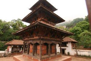 Amar Narayan Mandir temple in Tansen